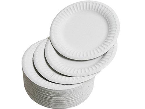 Тарелка 205мм 1-секц