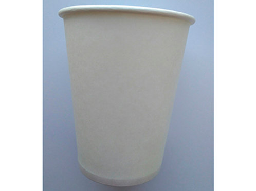 Стакан бумажный белый 200 ml 50 шт