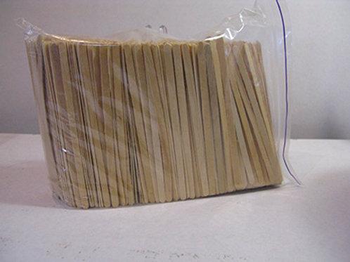 Мешалка деревянная 14 см 800 шт