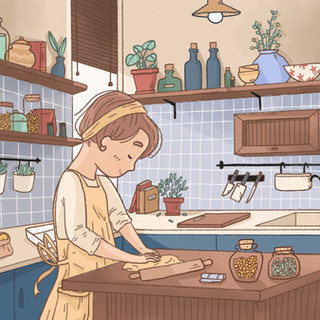 Quiet baker.jpeg