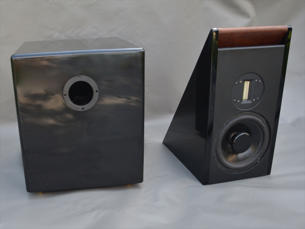 Subwoofer Bass Clef Junior