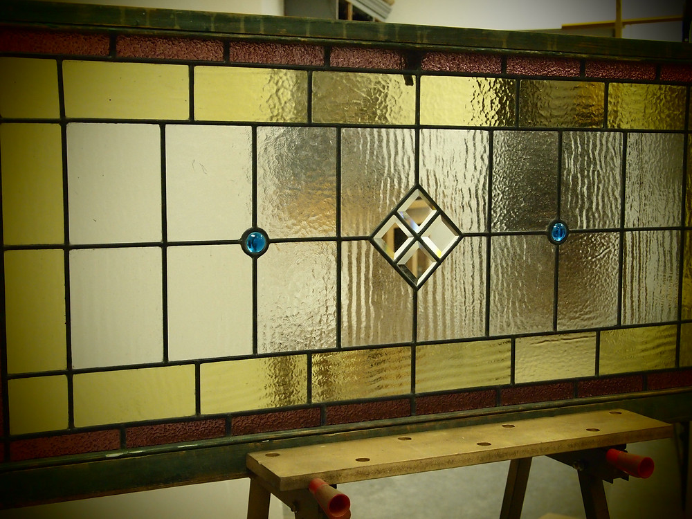 One of several windows I have at the studio 23 x 50