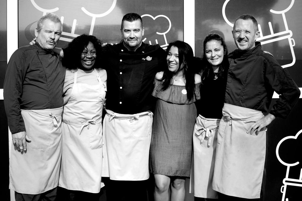 L'équipe Mon Cuisinier