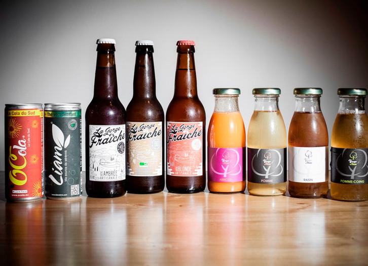 Notre sélection de boissons locales Occitanie