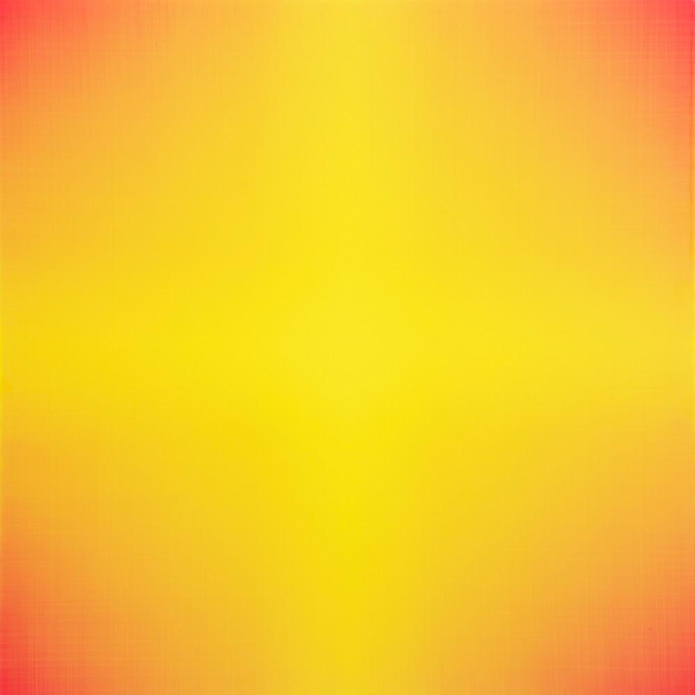 王一 Wang Yi  《重叠 2016-3》Overlapping 2016-3   2015–16 铝板上综合材料 Mixed media on aluminum plate  90x90 cm