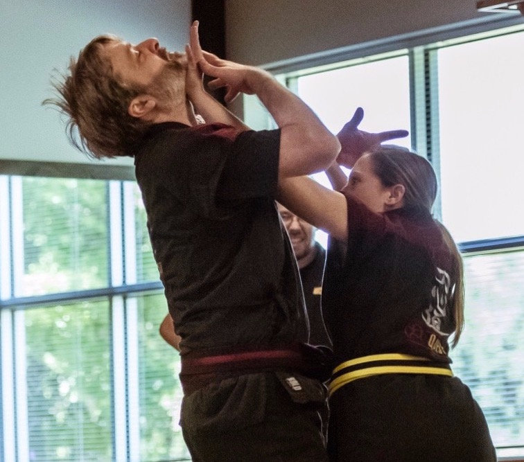 Free Self Defense Introductory Class