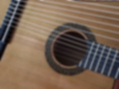 Harp guitar Maple & Cedar   Gard   Sean Woolley Luthier Harp Guitar