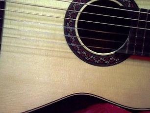 Soprano-harp-guitar | Gard | Sean Woolley Luthier Harp Guitar