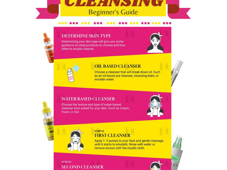 The Truth about Coconut Oil and Double Cleansing