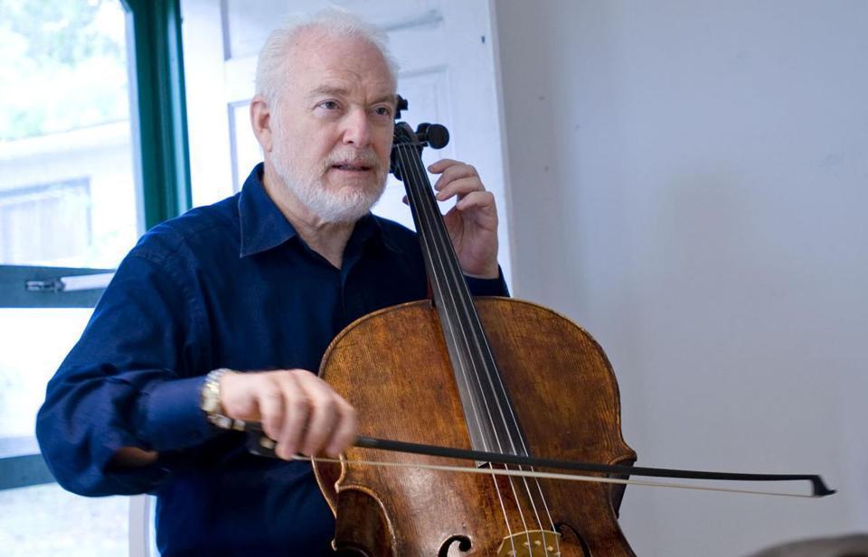 Paul Katz, cello