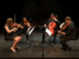 Stringwood college quartet