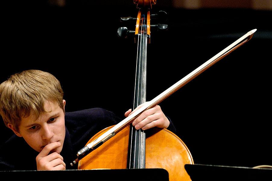 Jon the cellist