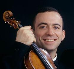 Mark  Steinberg, violin