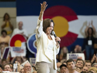 Colorado Democrats applaud Biden's pick of Kamala Harris as running mate; GOP scowls