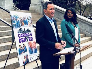 Denver to strengthen mental health, drug abuse treatment
