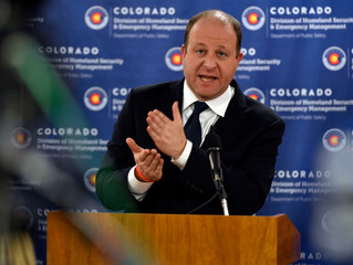 Gov. Polis signs two new executive orders aimed at coronavirus relief