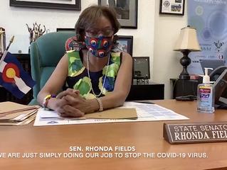 Black Democratic Legislative Caucus sends a message: mask up