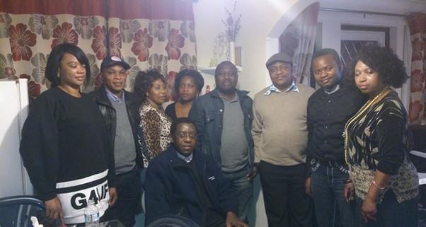 Kyaghanda UK members