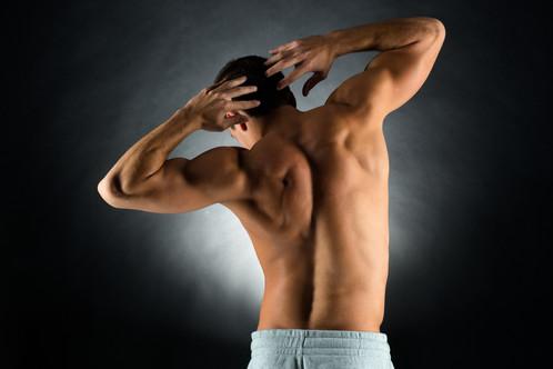 voksning af ryg