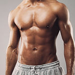 voksbehandling mave + bryst