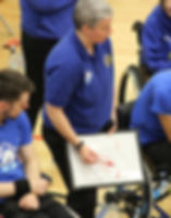 Believe It Coaching/photos/Anna Coaching Chesire Phoenix Wheelchair Basketball Club