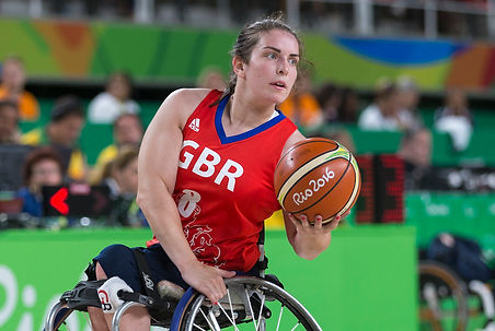Rio 2016 - GB v NED - Laurie Williams (P