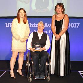 UK Coaching Disability Coach of the Year 2017