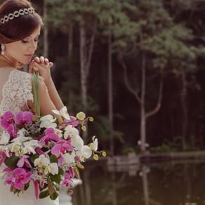 Dicas e tipos de flores atuais para compor o Bouquet de Noiva