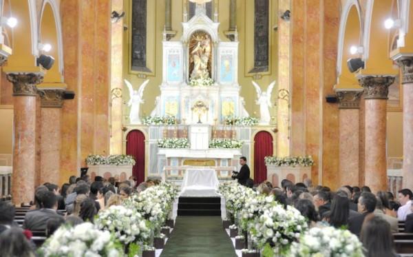 Casamento na Igreja Santa Terezinha Higienópolis
