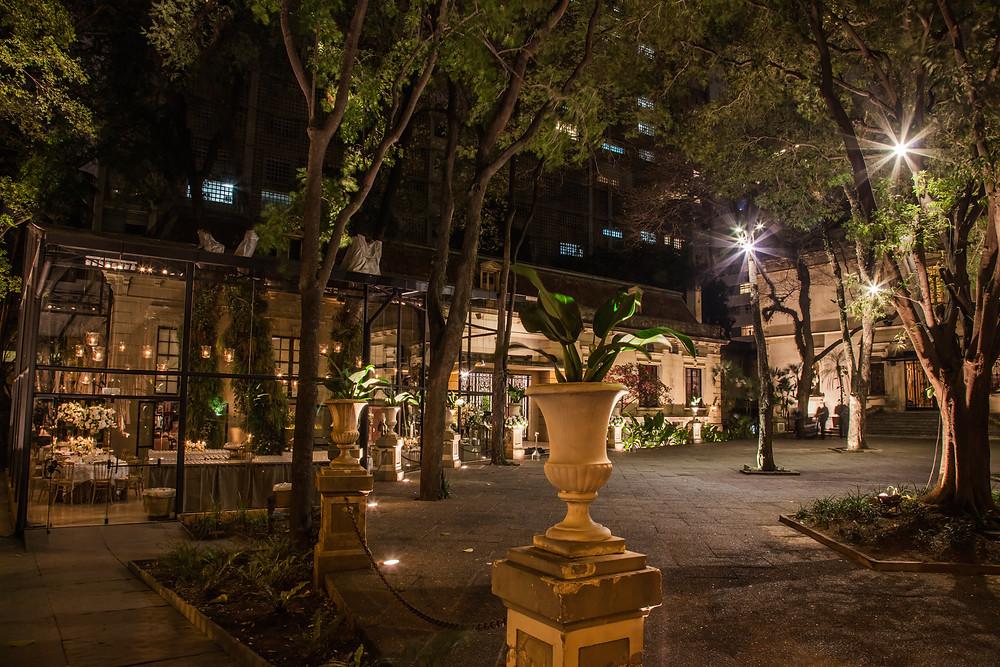 Casamento Clássico Iate Club de Santos
