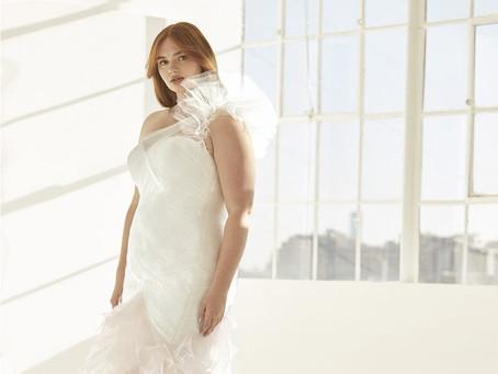 Collection de robes de mariée Ashley Graham pour Pronovias