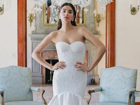 Collection de robes de mariée Anne Barge