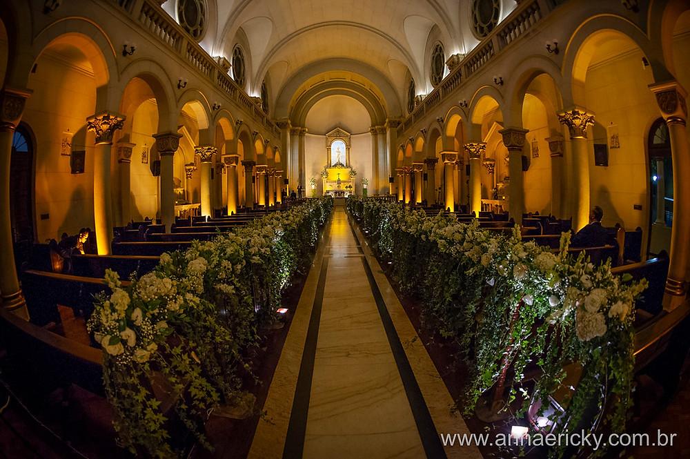 Casamento na Capela do Sion