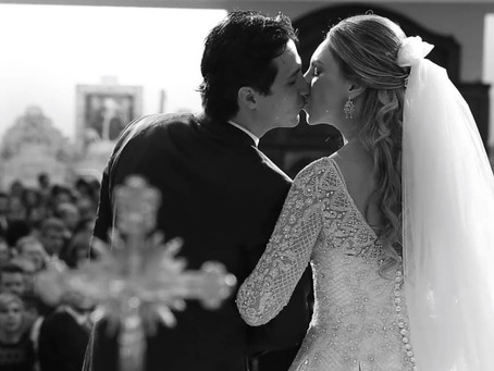 Filmagem de casamento por Cristiano Ferrari
