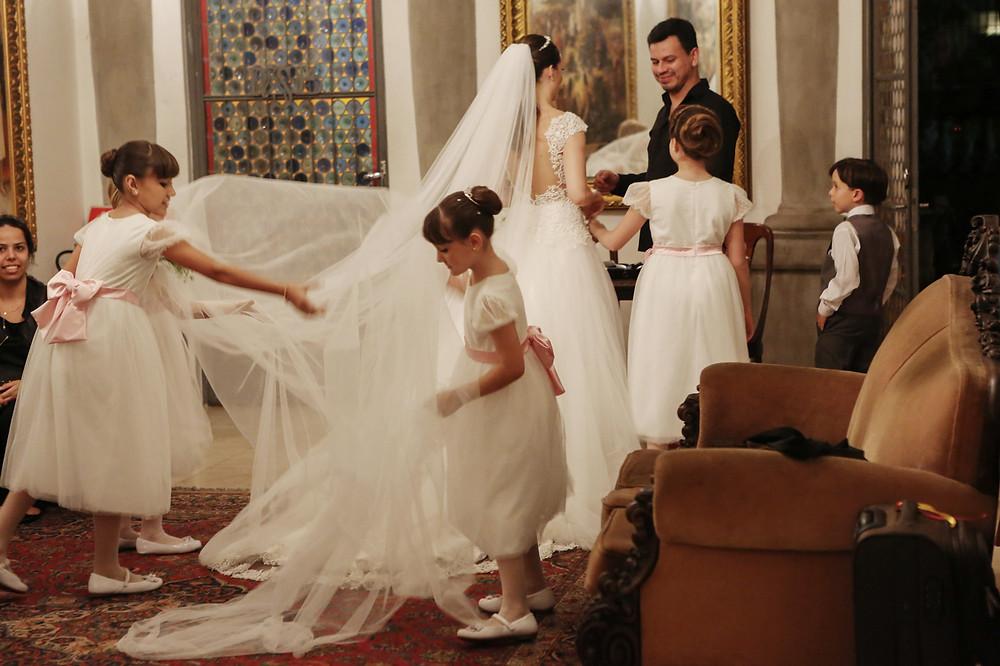 Damas e Pajens, Casamento, Dama de Honra, Vestido Daminhas Casamento, Weddingg Blog de Casamento