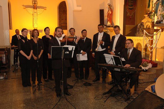 Coral e Orquestra   Coral Hector Pace    Músicas para a Cerimonia de Casamento   Blog de Casamento   Weddingg Blog de Casamento