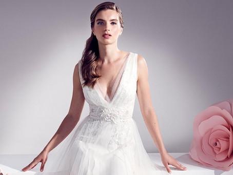 Coleção de Vestido de Noiva Jenny Packham
