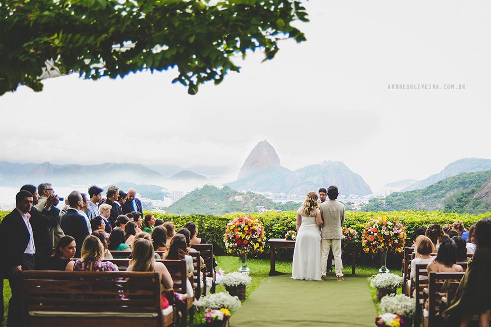 Casamento na Villa de Santa Tereza