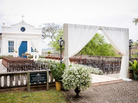 Casamento na Fazenda Dona Carolina