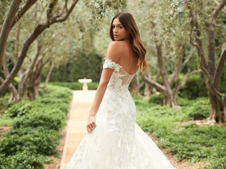 Coleção de Vestidos de Noiva Monique Lhuillier