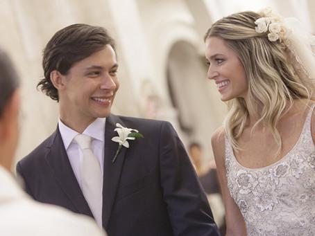 Casamento Famoso: Helena Bordon e Humberto Meirelles
