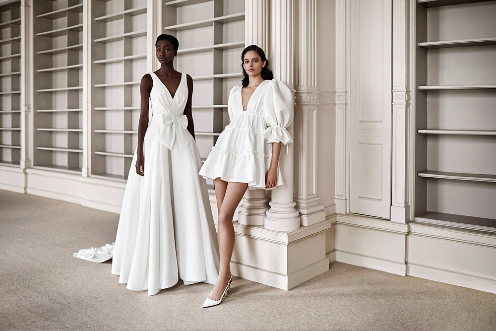 Coleção de Vestidos de Noiva Viktor and Rolf