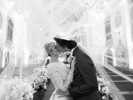 Casamento na Casa Fasano: Caroline e Raphael