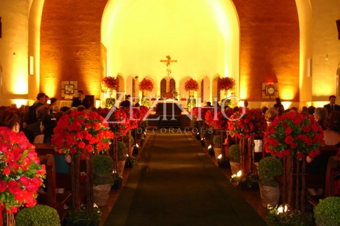 Casamento na Paróquia São Gabriel Arcanjo