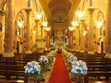 Casamento na Basílica Santa Teresinha do Menino Jesus, procedimentos