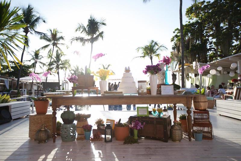 Casamento na Praia no Sea Club