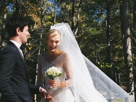 Famous Wedding: Karlie Kloss and Joshua Kushner