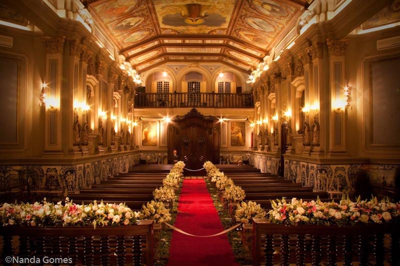 Casamento na Capela da PUC