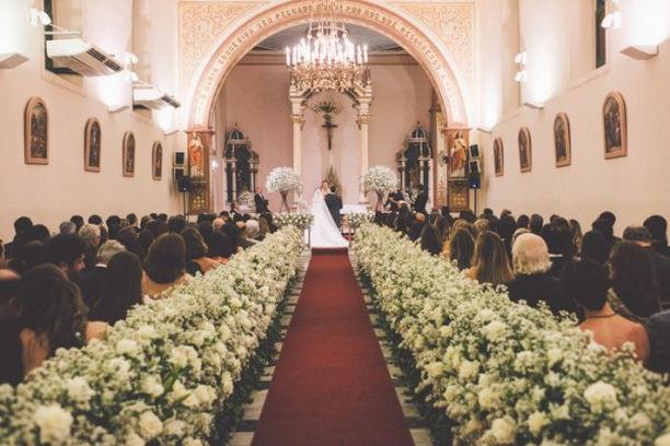 Casamento na Igreja da Pupileira