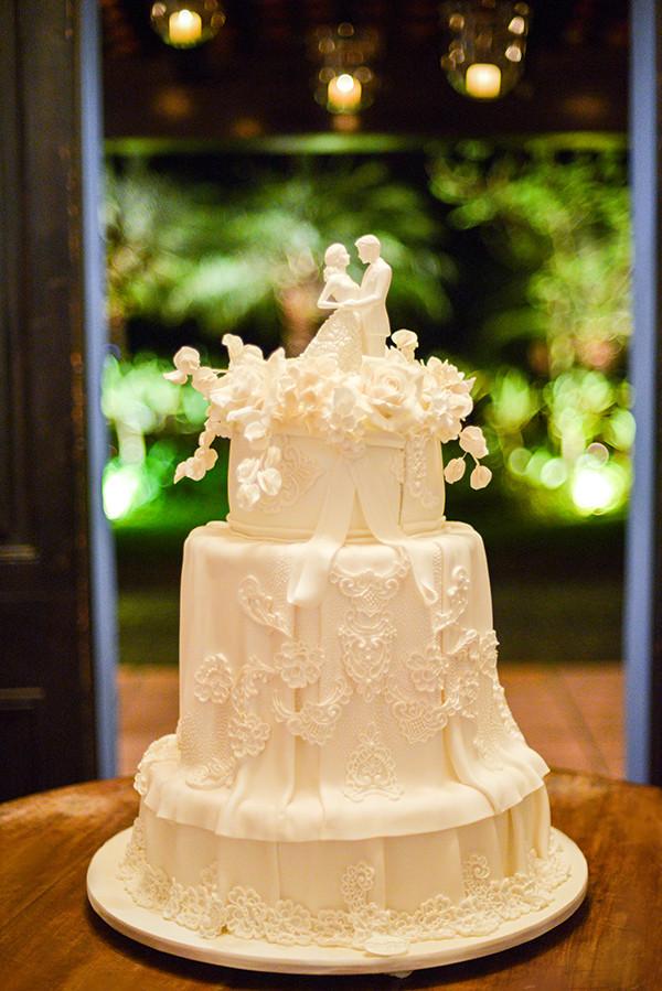 Decoração de Casamento Branco e Cinza | Club Hipico  | Weddingg Blog de Casamento | Noiva | Casamento